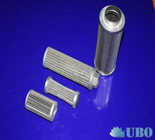pleated hydraulic filters
