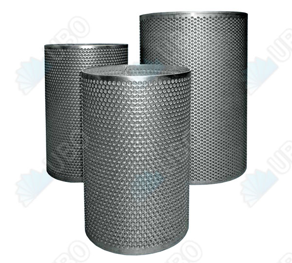 Wire Mesh Air Cleaner : Stainless steel mesh air steam filter metallic