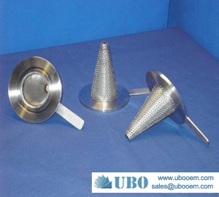 Stainless Steel Sanitary Strainers