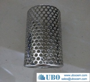 Perforated Strainer Basket