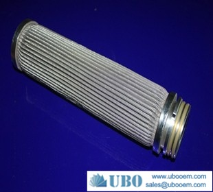 316L Stainless Steel MetalFiber Felt filter