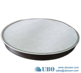 Sintered Air Fluid Plate
