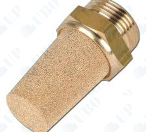 Bronze powder sintered Filter cartridge