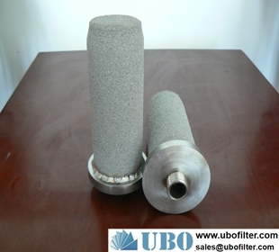 Metal Sintered Powder filter candle