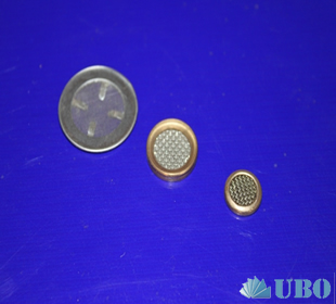 aluminum alloy filter disc