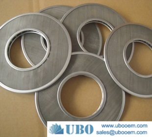 Stainless Steel Leaf Disc Filter