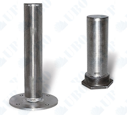 Drilled screen Cylinder
