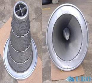 Standart conical strainers