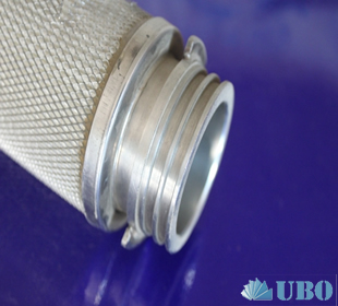 Pleated Metal Mesh Filter Cartridge