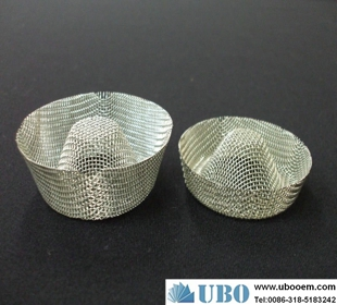 Stainless Steel Wire Mesh Filter Discs