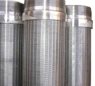 stainless steel vee-wire screens
