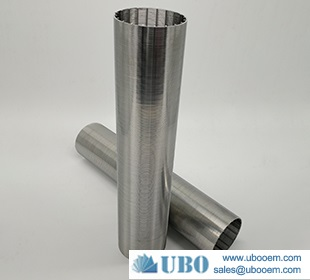Wedge wire Screen cylinders