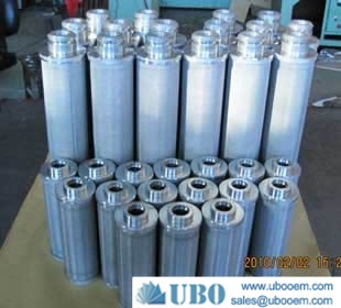 10micron Metal Mesh Water Filter Elements