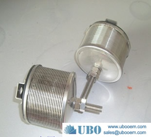wedge wire screen pipe for water well