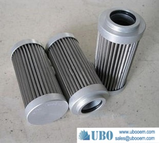 Stainless Steel Oil Filter Cartridge