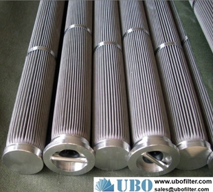 Stainless Steel Sintered Mesh Filters