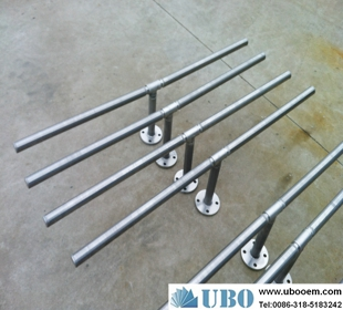wedge wire screen laterals for water processing