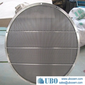 Wedge Wire Screens for Food Processing