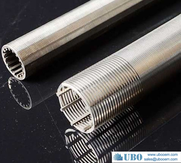 stainless steel Johnson pipe for oil system