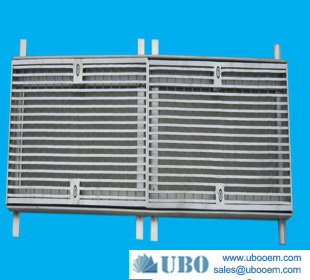 Customized Wedge Wire Screen Panels