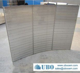 paper machine screen