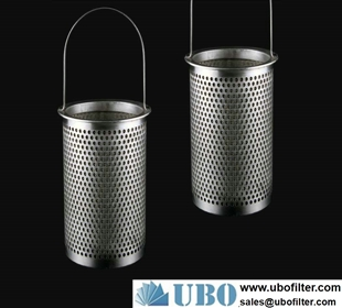 Stainless steel filters for coal mining hydraulic support