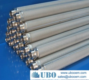 Dust Removal Filter Cartridge in High Temperature