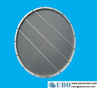 wedge wire screen for mining & mineral processing