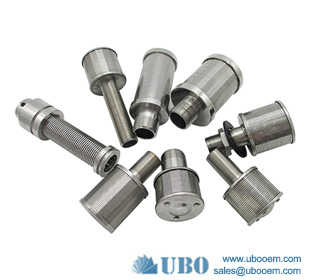 Johnson wedge wire screen nozzle supplier