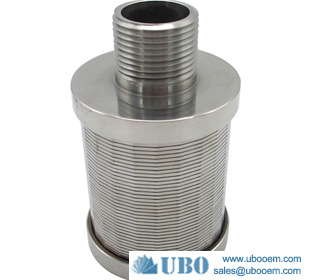 Johnson Type Wedge Wire Screen Filter Nozzle