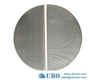 Stainless Steel Lauter Tun Screen Panel Filter