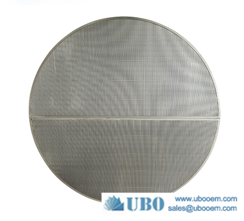 Lauter Tun Wedge Wire Screen Panel Filter Wedge Wire Screen SS 304