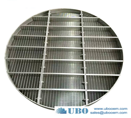 Stainless Steel Wedge Wire Screen Mesh Lauter Tun
