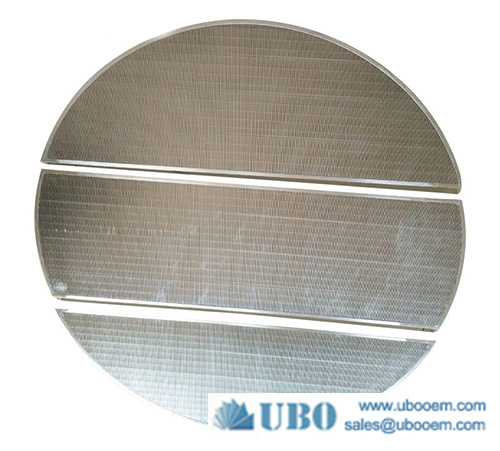 Wedge Wire Lauter Tun Screen for Wort Filtration in Beer Production