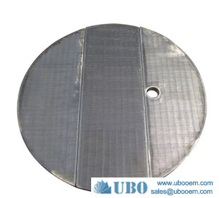 wedge wire filter plate for breweries lauter tun