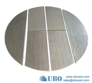 Wedge wire lauter tun screen plate for beer processing and malt filteration