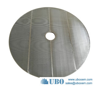 Wedge wire circle lauter tun screen for beer equipment