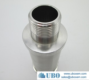 water treatment Johnson type wedge wire filter nozzle strainer