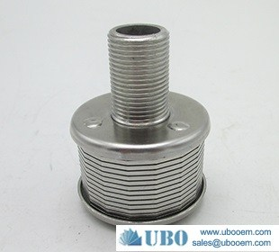 Johnson water filter nozzle strainer