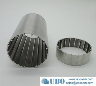 Stainless steel Johnson screen tube for ground water