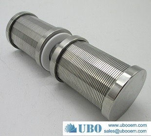 Johnson water filter nozzle wedge wire screen supplier
