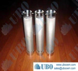 stainless steel melt filter cartridge manufacturer