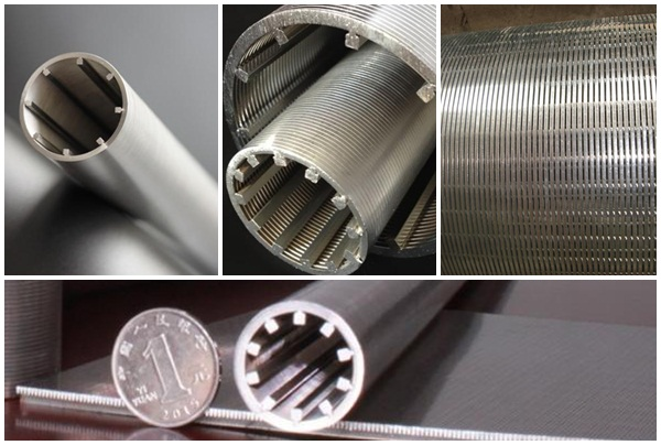 stainless steel well casing screen