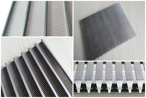 Vibratory Conveyor<a href='http://www.ubooem.com/Wedge-Wire-Screen-1-8.html' target='_blank'> Wedge Wire Screen</a> Decks