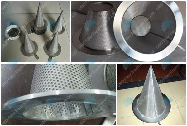 Cone Mesh Filter