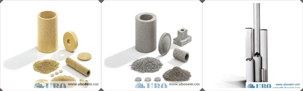 Sintered Metal Powder Filters