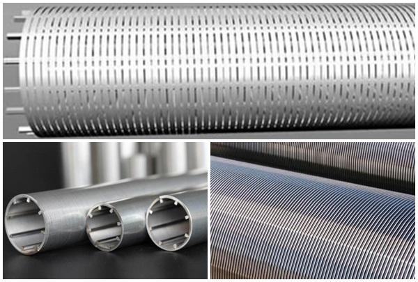 stainless steel water intake screens