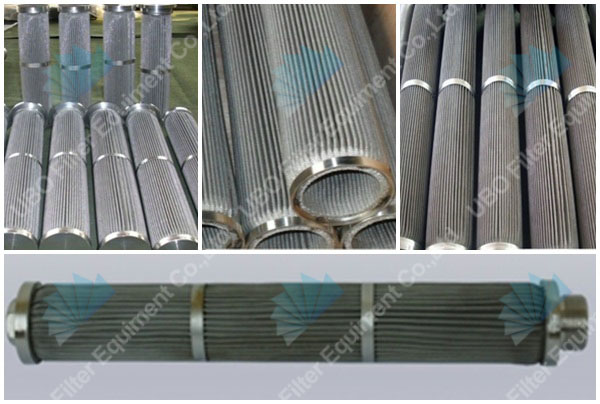 pleated furnace filter