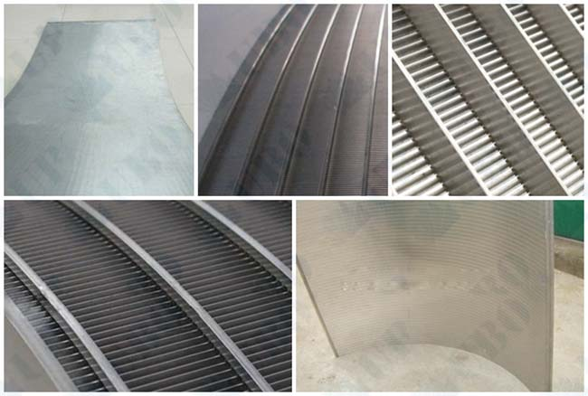 Vibrating Screen Panels