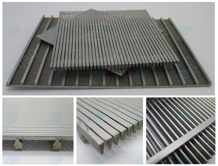 Stainless steel202 Vibrating Screen Decking for shakers